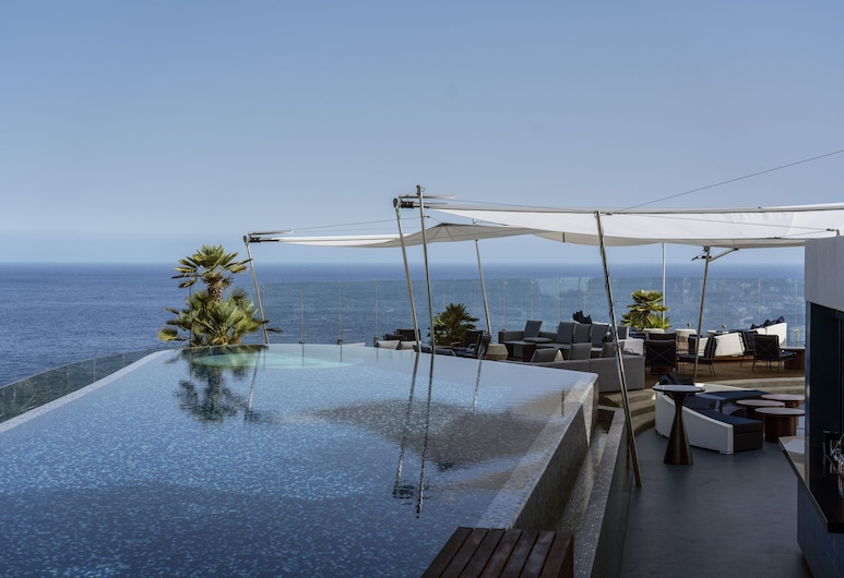 Savoy Palace – The Leading Hotels of the World, Funchal, Infinity Pool