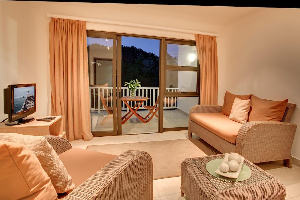 Luxury-Suite - Wohnbereich