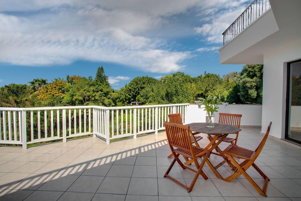 Luxury-Penthouse - Balkon