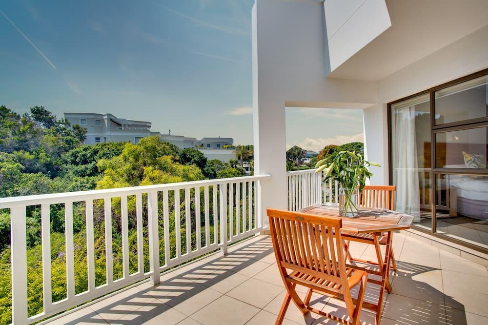 Familien-Suite - Balkon
