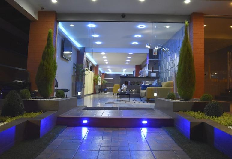Selenza Apart Hotel, Cochabamba, Ingresso hotel