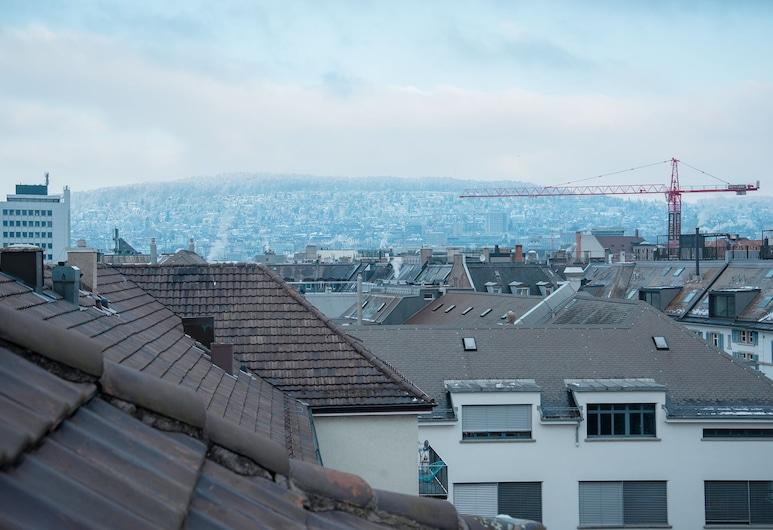 Zurich Furnished Homes, Zurich, Superior Apartment, 1 Bedroom, Kitchen, Teres/Laman Dalam