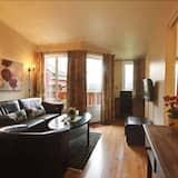Apartment, 2Schlafzimmer (4 people, Beitostølen Fjellpark 500 m) - Wohnbereich