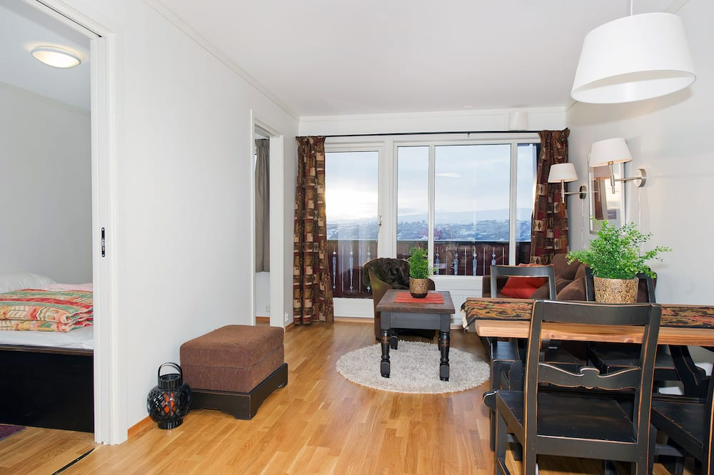 Apartment, 2Schlafzimmer (4 people Stølstunet, 250 m away) - Wohnbereich