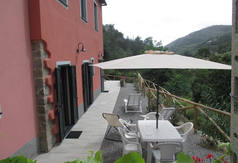 Agriturismo A' Taversa, Levanto, Terrace/Patio