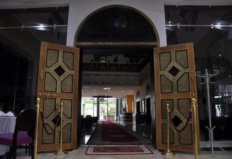 Dream's Hotel, Tétouan, Intérieur de l'hôtel