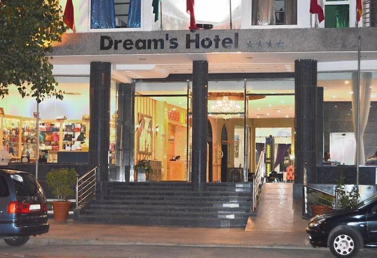 Dream's Hotel, Tetouan, Ulaz u hotel