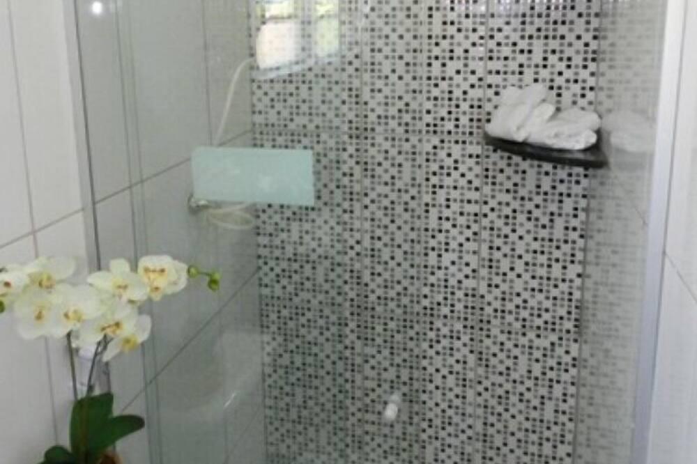 Тримісний номер, 3 односпальних ліжка, для некурців - Ванна кімната