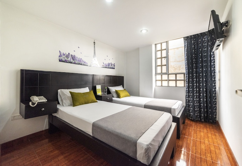 Ayenda 1040 Aces del Dorado, Bogotá, Kahden hengen huone, Vierashuone