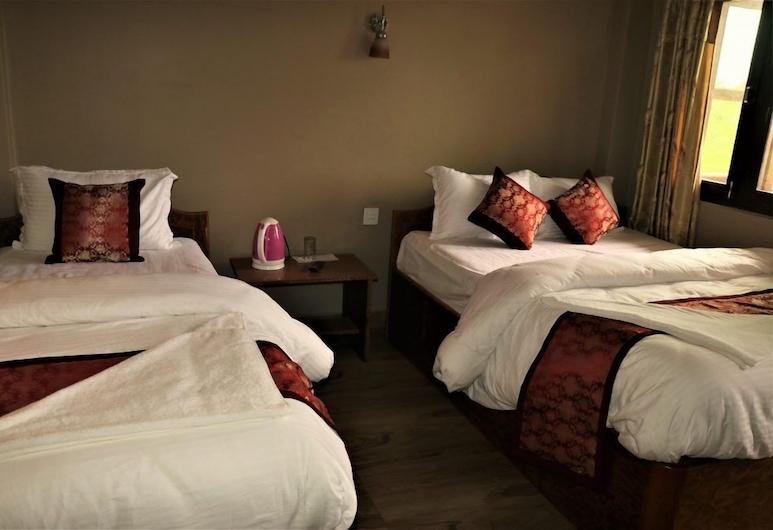 Sauraha Boutique Resort, Sauraha, Basic-herbergi, Herbergi