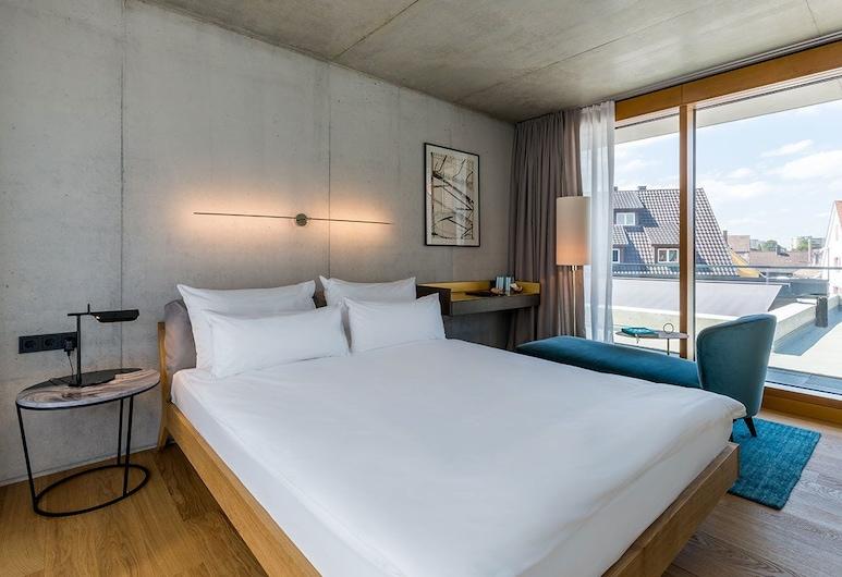 هوتل آند ريستورانت كرون, فال أم راين, غرفة مريحة للاستخدام الفردي, غرفة نزلاء