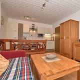 Апартаменты, 1 спальня (Maria Eck) - Зона гостиной