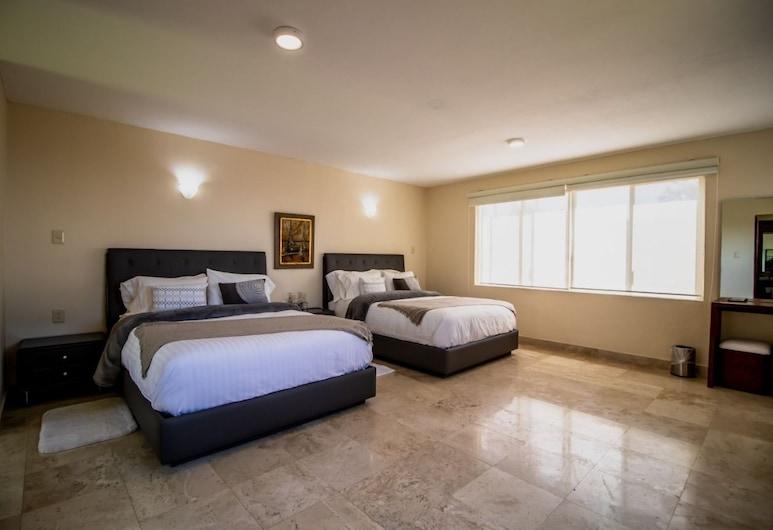 Meliar Hotel Boutique, Tepoztlán, Presidential-Zimmer, 2Queen-Betten, Nichtraucher, Zimmer