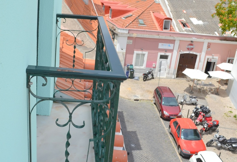 RH Inglesinhos 3, Lisabon, Apartmán typu Economy, 1 spálňa, výhľad na mesto, Balkón