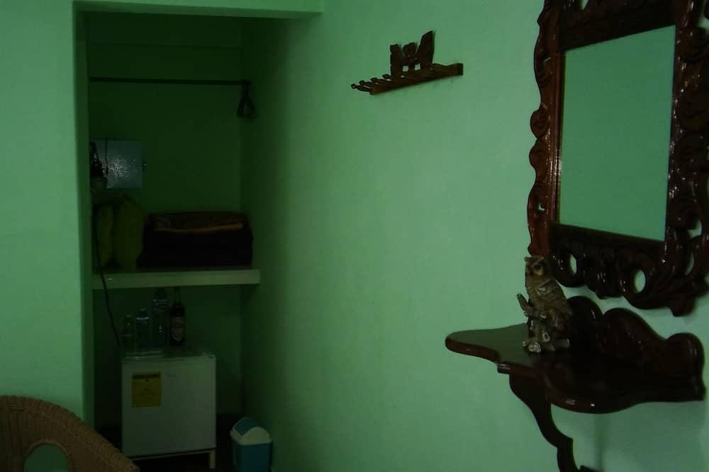 Basic Room, Private Bathroom - Living Area