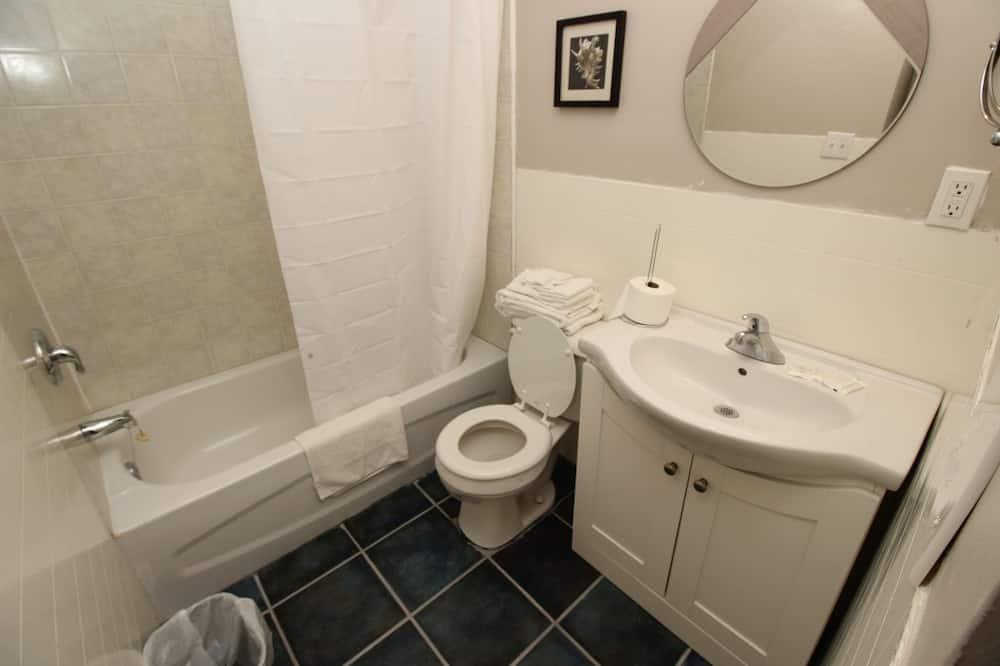 豪華客房, 2 張標準雙人床 - 浴室