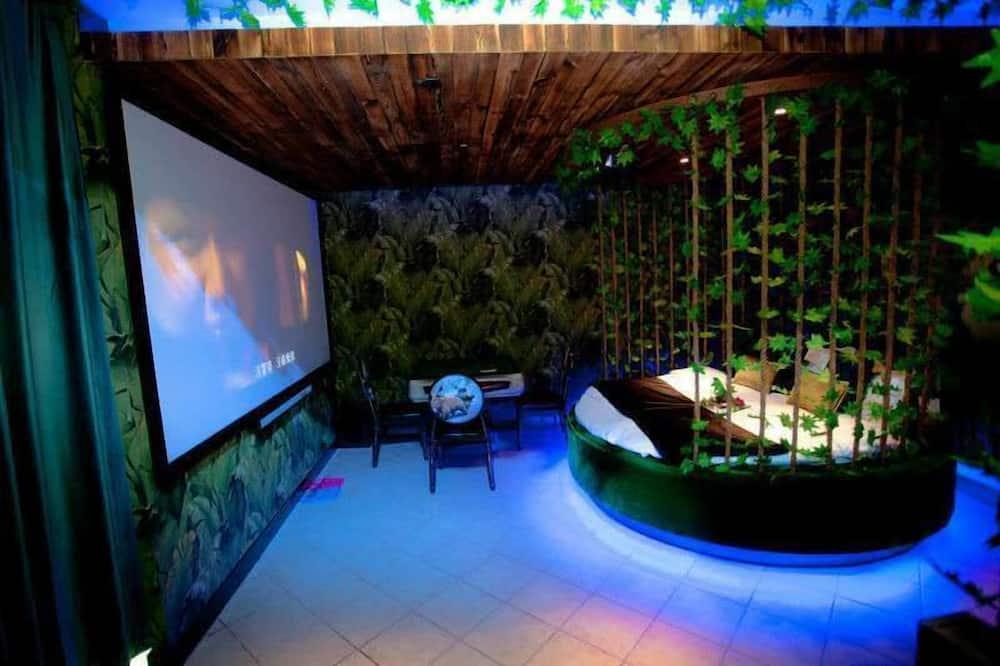 Romantiško stiliaus kambarys - Svečių kambarys