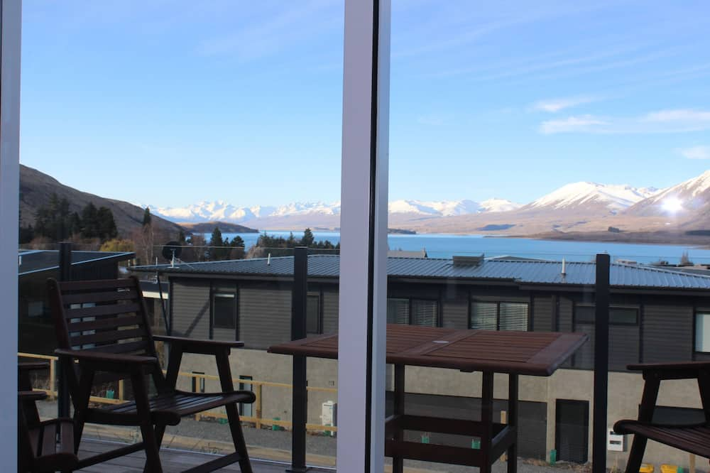 Apartmán typu Premium, 2 ložnice, výhled na jezero - Balkón