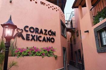 Φωτογραφία του Hotel Corazon Mexicano, Guanajuato