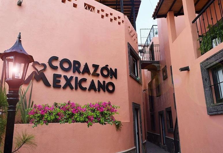 Hotel Corazon Mexicano, Гуанахуато