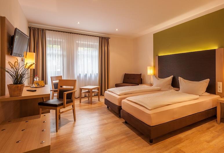 Hotel-Gasthof Weißes Roß, Клайностайм, Двухместный номер «Комфорт» с 1 двуспальной кроватью, Номер