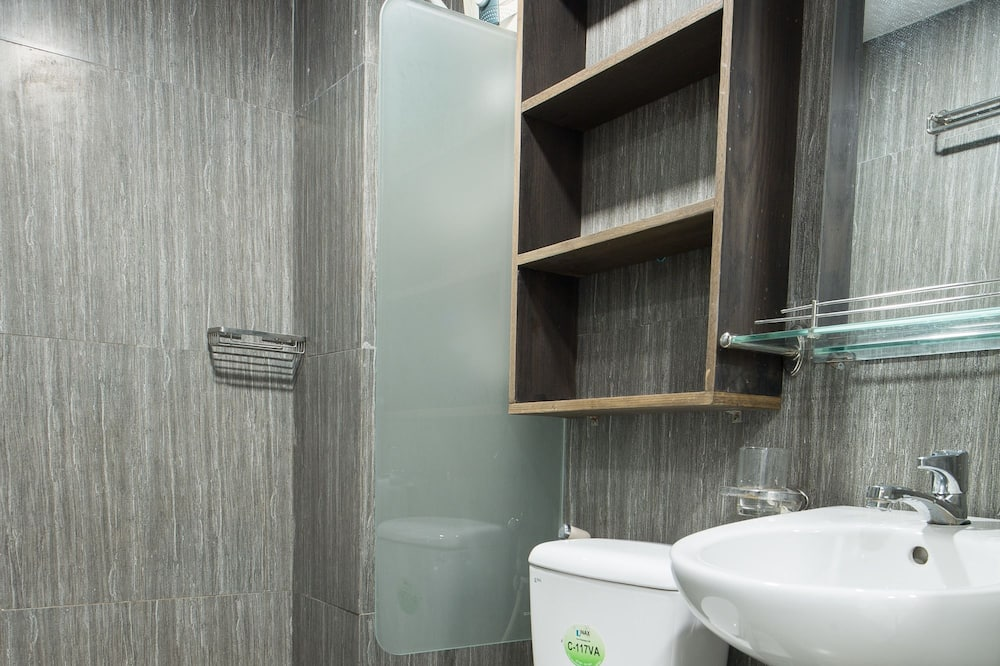 Superior-Zimmer, Balkon - Badezimmer