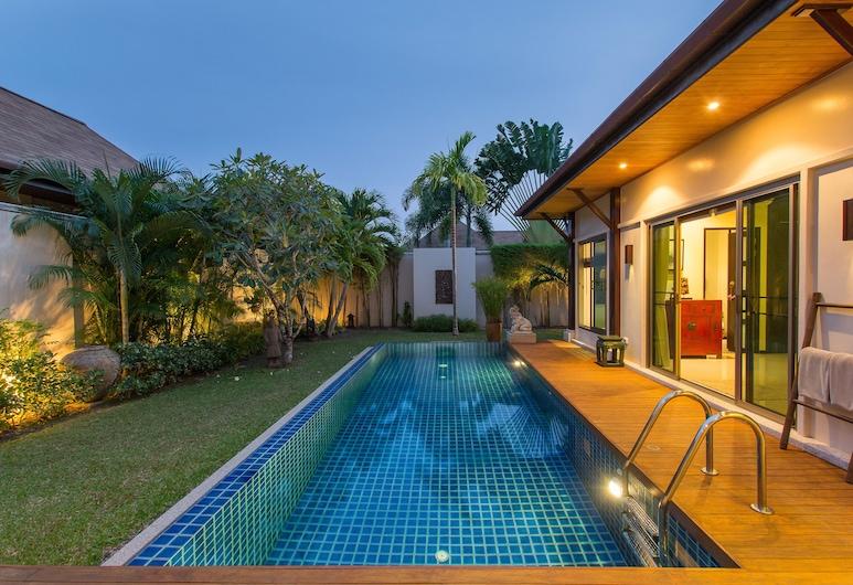 伊薩多拉別墅酒店, 拉威, 2-Bedroom Pool Villa, 私人泳池