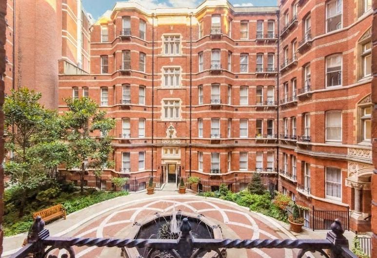 西敏市中心 2 房公寓酒店, 倫敦, 庭園