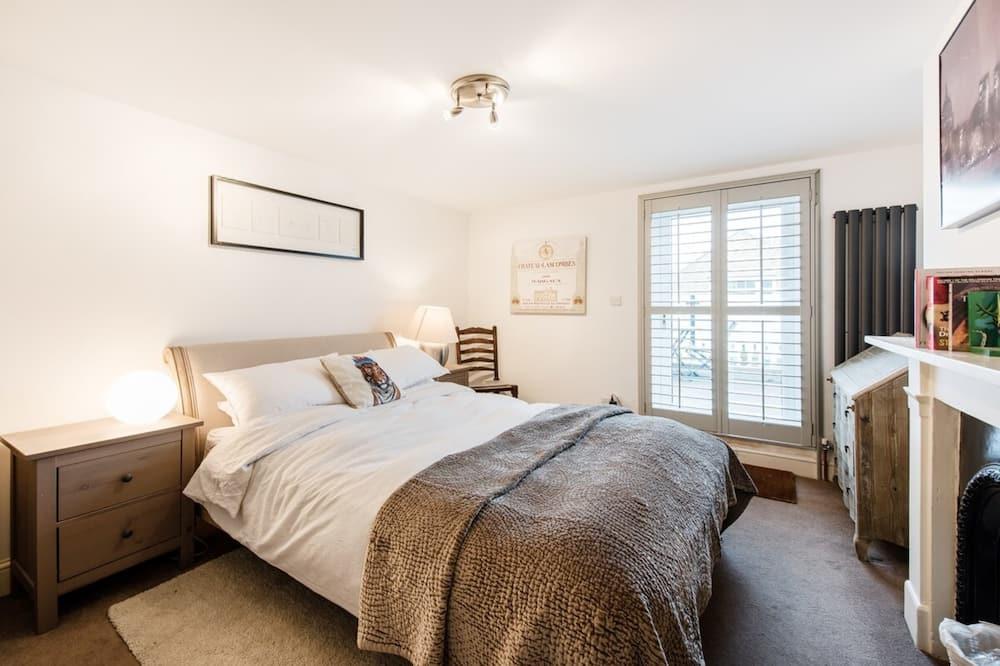Lejlighed (1 Bedroom) - Værelse