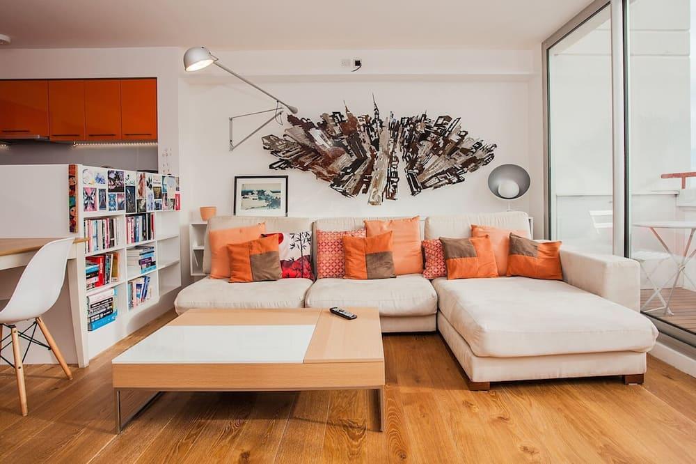 Lejlighed (2 Bedrooms) - Stue