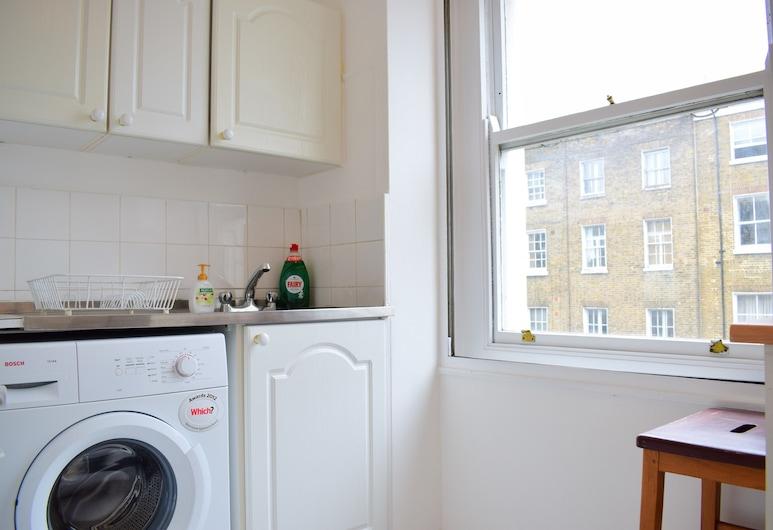 Baker Street Studio Flat, London, Eigene Küche