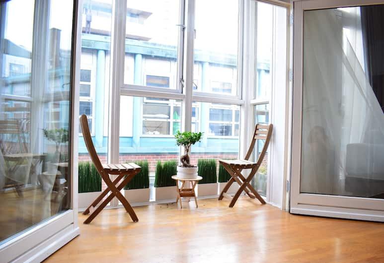 ダブリン中心部にあるアパートメント、ベッドルーム 2 室、4 名までご宿泊可能, ダブリン, 部屋