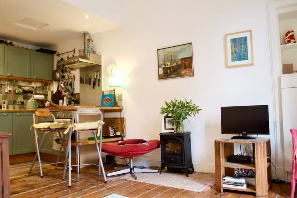 Διαμέρισμα (1 Bedroom) - Καθιστικό