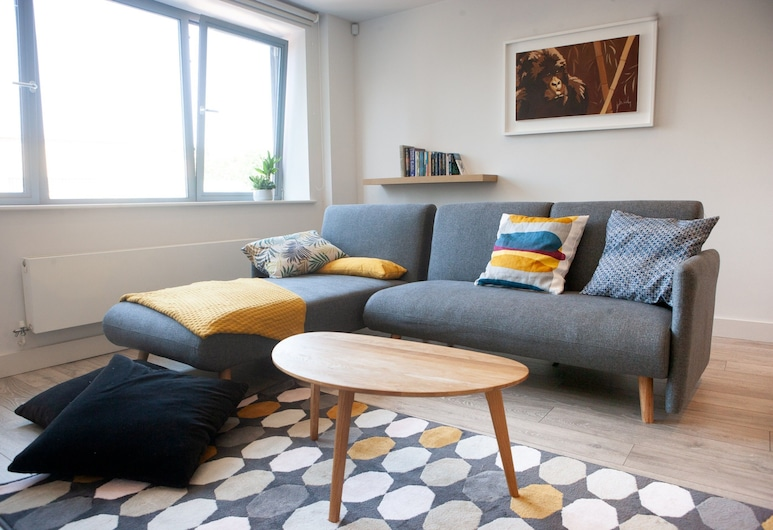 Modern 1 Bedroom Apartment in the City Centre, Bristol