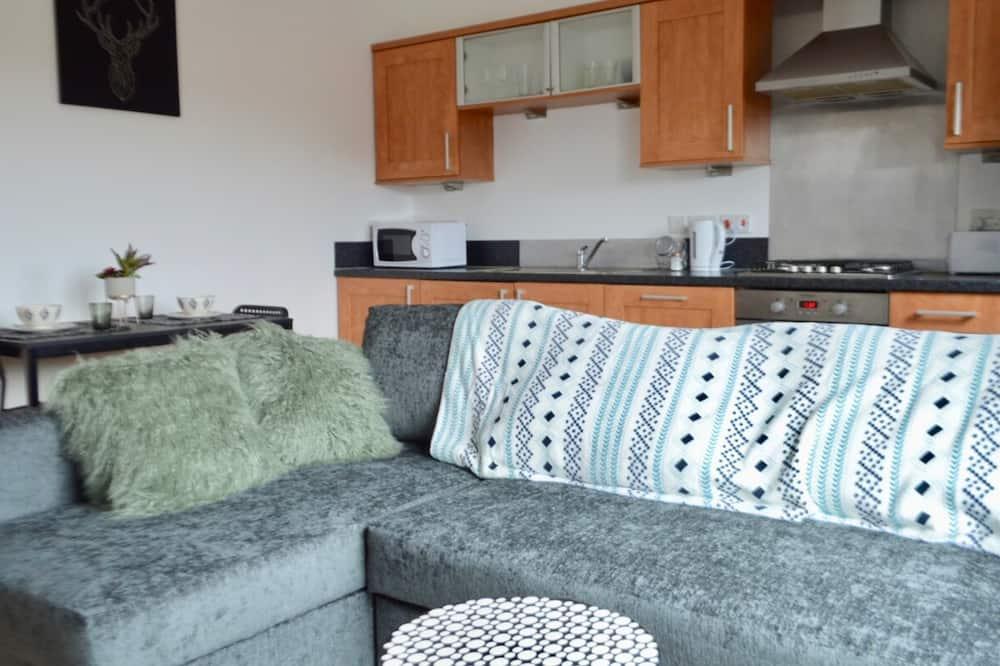 Külaliskorter (1 Bedroom) - Elutuba