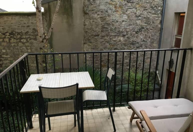 Flat In Le Marais With 2 Bedrooms, Paris, Balkon