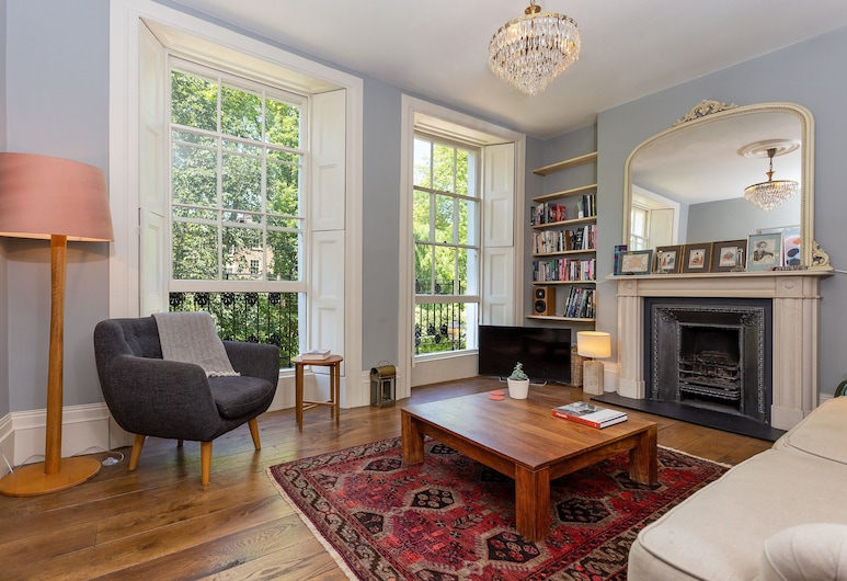 Two Bedroom House in Islington, Londres, Área de Estar