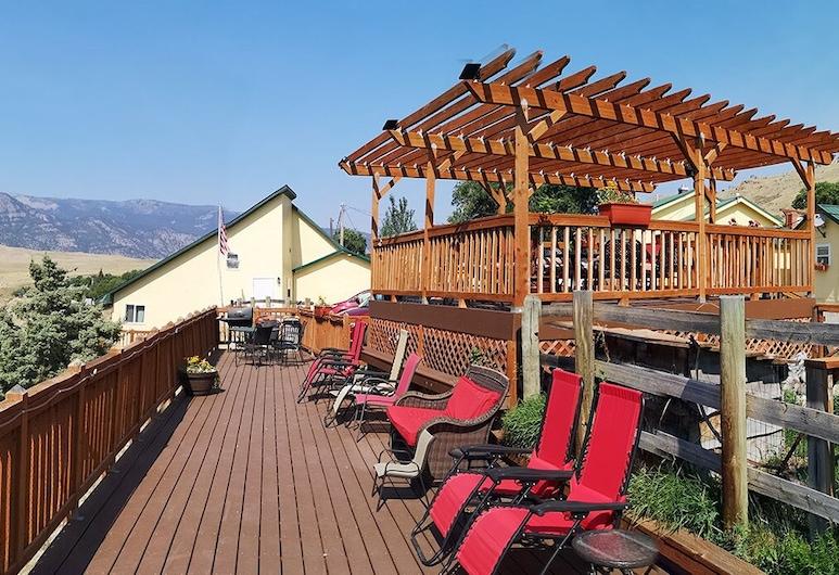 Yellowstone Riverside Cottages, Gardiner, BBQ/Picknickplaats