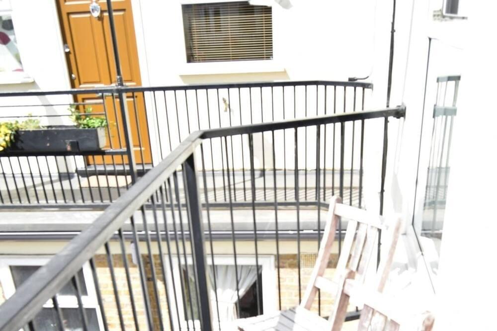 Apartament (2 Bedrooms) - Balkon