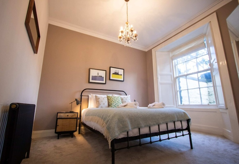 2 Bedroom Apartment In New Town, เอดินเบิร์ก