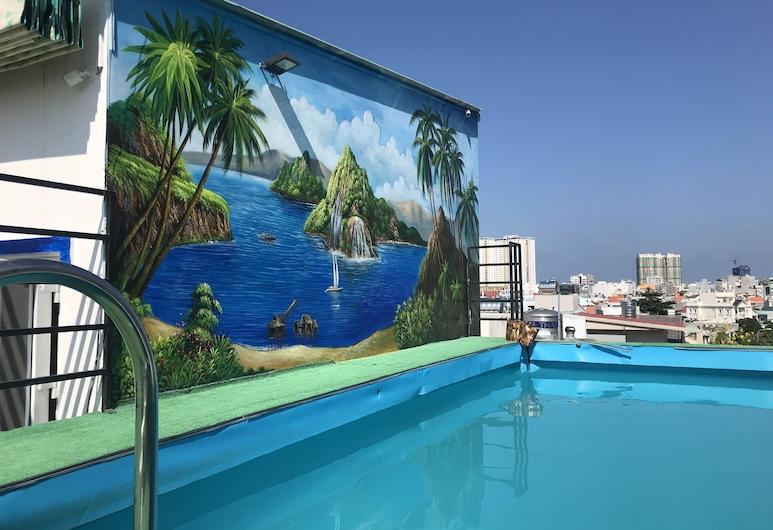 7S Beach Blue Sea Hotel & Apartments, Vung Tau, Piscina