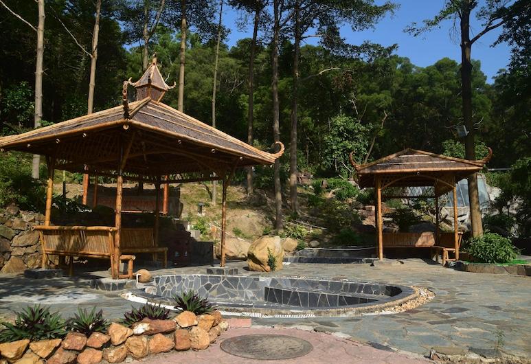 Harmony Resort Hotel, Zhuhai, Teren przynależny do obiektu