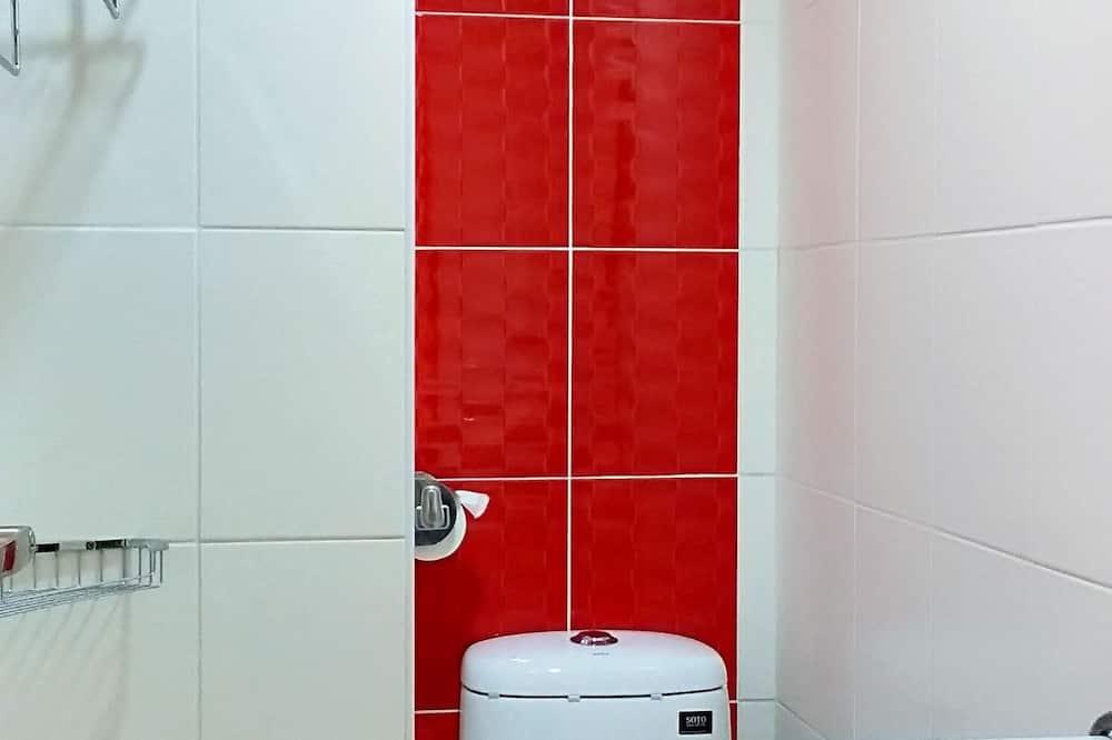 Habitación Elite doble, 1 cama doble, no fumadores (05) - Cuarto de baño
