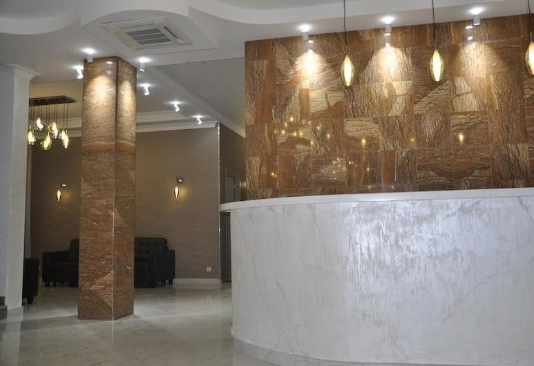 TiAdele Hotel, Adlersky, Resepsiyon