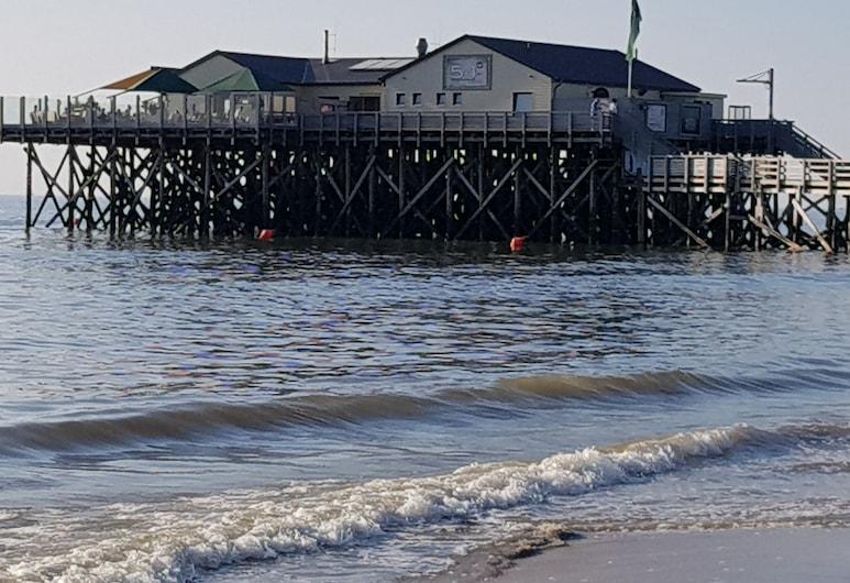 席爾貝爾莫夫渡假屋飯店, 聖彼德 – 奧爾丁, 海灘
