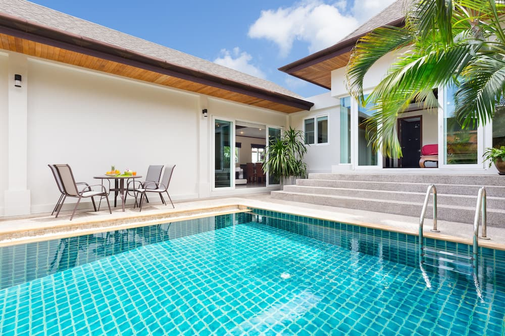 3-Bedroom Villa with Private Pool - Privat pool