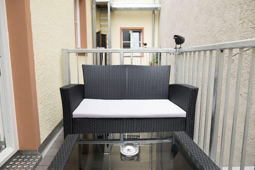 Апартаменты, балкон - Балкон