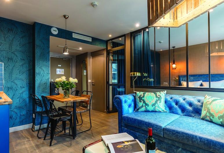 Be You Luxury Apart'Hotel Le Canard Doré, Paris