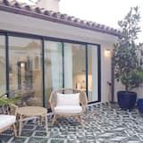 Deluxe-penthouselejlighed - 2 soveværelser - terrasse - Terrasse/patio
