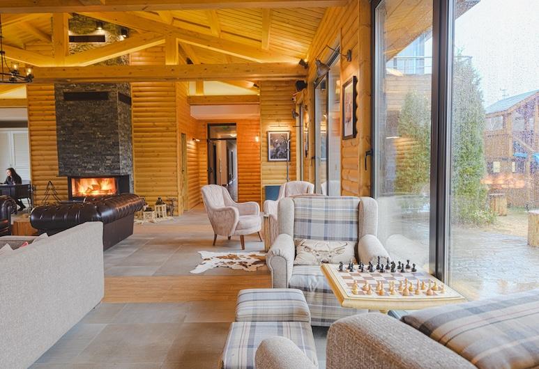 Cornelia Deluxe Residence, Razlog, Lobby Lounge